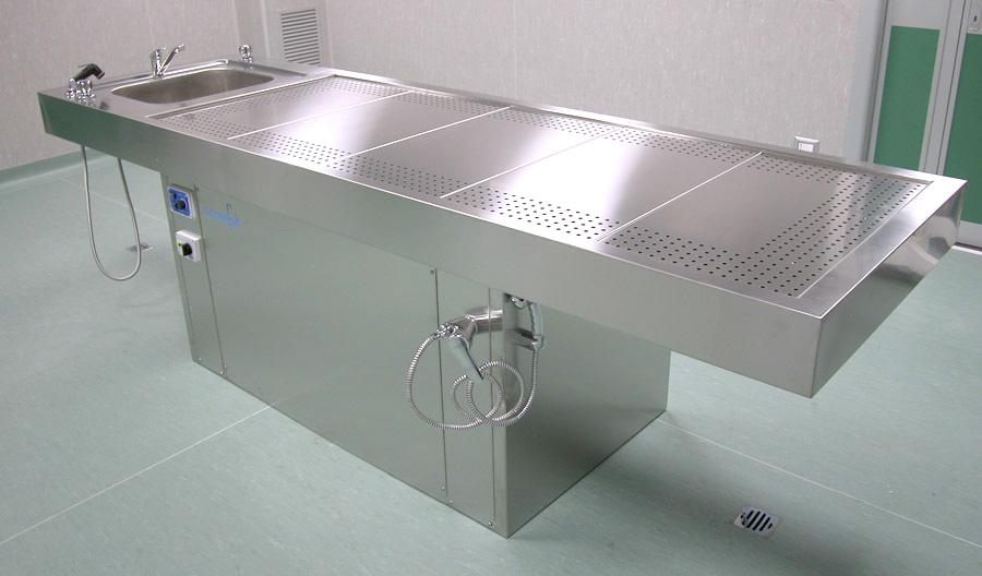 Autopsy Tables Comfit Srl